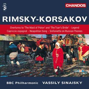 Vassily Sinaisky, BBC Philharmonic Orchestra - Rimsky-Korsakov: Works for Orchestra (2007)
