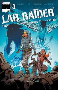 Lab Raider 003 2019 Digital Mephisto