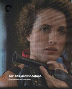 Sex, Lies, and Videotape (1989) [Criterion Collection]