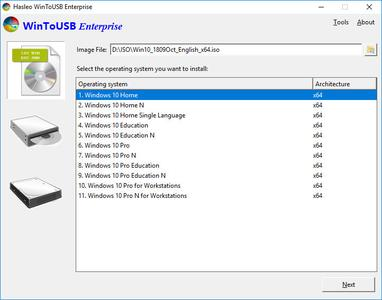 WinToUSB Enterprise 4.9 Multilingual