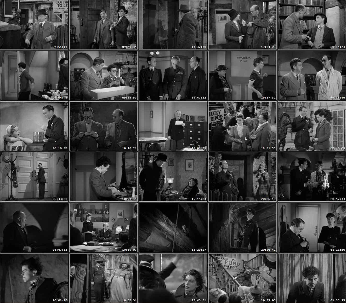 Bombsight Stolen (1941)