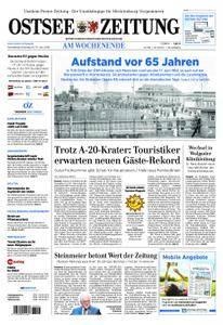 Ostsee Zeitung Wolgast - 16. Juni 2018