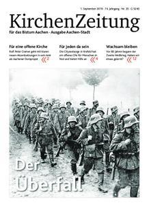 KirchenZeitung für das Bistum Aachen – 01. September 2019