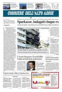 Corriere dell'Alto Adige - 18 Ottobre 2017