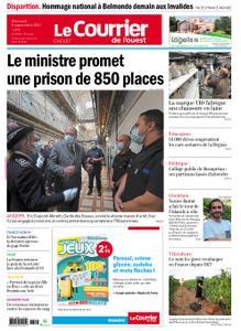 Le Courrier de l'Ouest Cholet – 08 septembre 2021