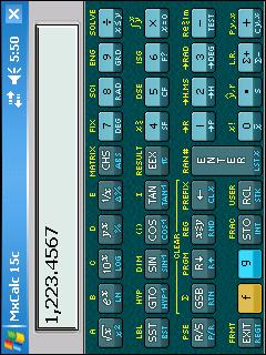 3GR Technologies MxCalc