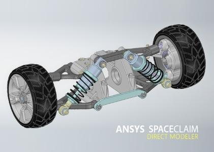 ANSYS SpaceClaim Direct Modeler 2019 R1