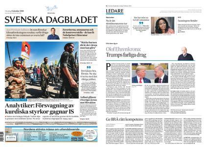Svenska Dagbladet – 09 oktober 2019