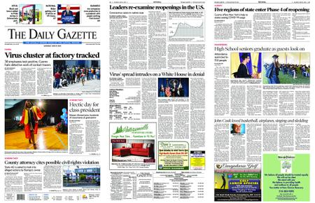 The Daily Gazette – June 27, 2020