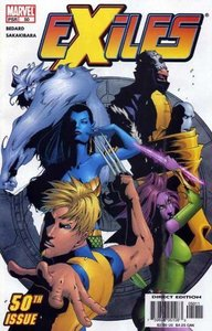 Collection of Exiles (Issue 1 to 50)