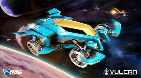 Rocket League Vulcan (2016)