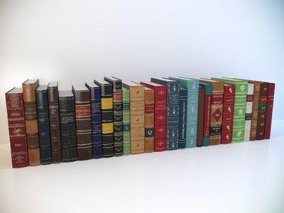 3D models of classic books