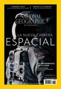 National Geographic en Español - Agosto 2017