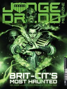 Judge Dredd The Megazine 362 2015 Digital