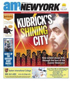 AM New York - May 03, 2018