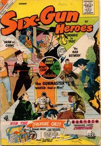 Six-Gun Heroes 061 (Charlton 1961)