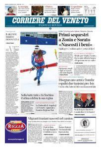 Corriere del Veneto Padova e Rovigo - 20 Gennaio 2018