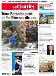 Le Courrier de l'Ouest Cholet – 01 juin 2020