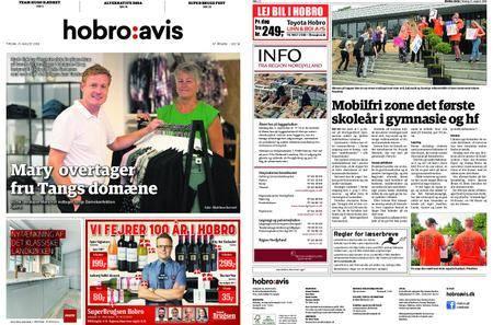 Hobro Avis – 21. august 2018