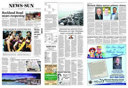 Lake County News-Sun – March 22, 2018