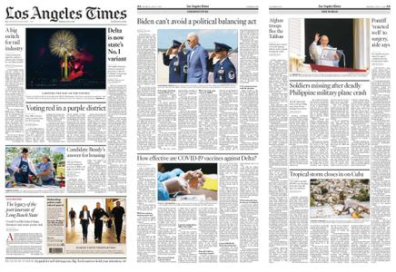 Los Angeles Times – July 05, 2021