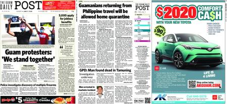 The Guam Daily Post – June 02, 2020