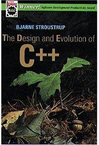The Design and Evolution of C++ [Repost]