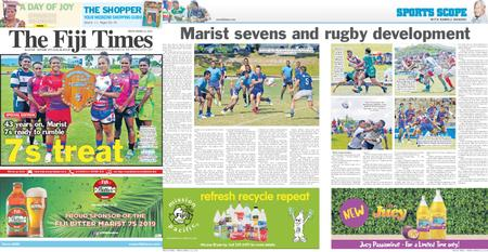 The Fiji Times – March 22, 2019