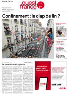 Ouest-France Édition France – 11 mai 2020