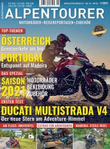 Alpentourer - Nr.1 2021