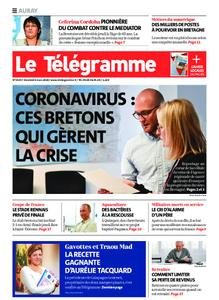 Le Télégramme Auray – 06 mars 2020