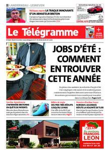 Le Télégramme Landerneau - Lesneven – 04 mai 2021