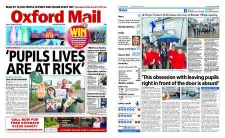 Oxford Mail – October 20, 2017