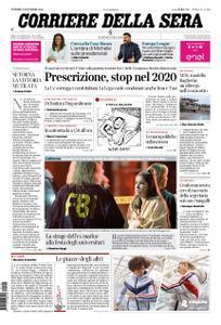 Corriere della Sera – 09 novembre 2018
