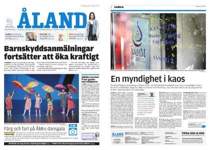 Ålandstidningen – 24 maj 2019