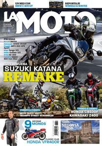 La Moto España - agosto 2019
