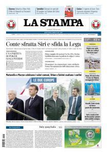 La Stampa Torino Provincia e Canavese - 3 Maggio 2019