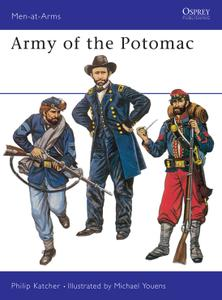 Army of the Potomac, Book 38 (Men-at-Arms)