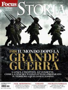 Focus Storia N.145 - Novembre 2018