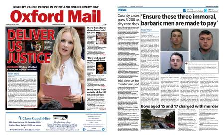Oxford Mail – July 30, 2020