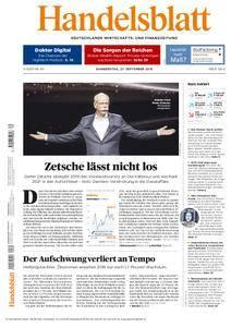 Handelsblatt - 27. September 2018