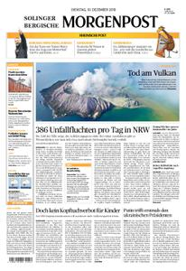 Solinger Morgenpost – 10. Dezember 2019