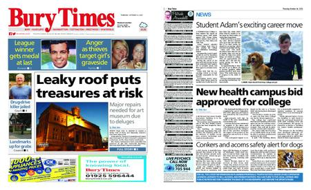 Radcliffe Times – October 14, 2021
