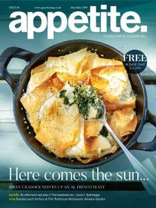 Appetite. Magazine - May-June 2019