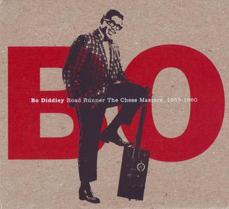 Bo Diddley - Road Runner: The Chess Masters, Vol. 2 - 1959-1960 (2008) {2CD Set Geffen--Hip-O Select B0011076-02}