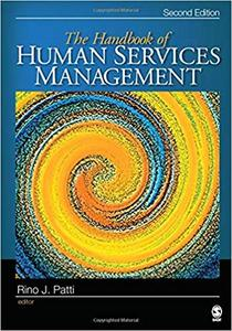 The Handbook of Human Services Management Ed 2