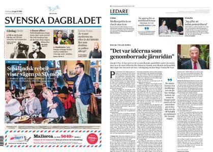 Svenska Dagbladet – 14 april 2018