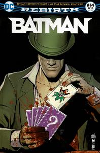 Batman Rebirth - Tome 14