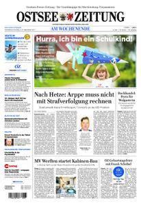 Ostsee Zeitung Wolgast - 02. September 2017