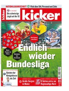Kicker – 12. August 2021